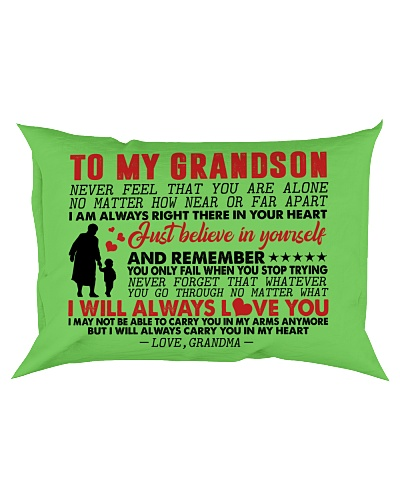 TO MY GRANDSON