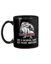 Auntiesaurus  Mug back