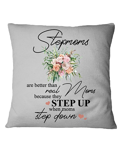 TO MY STEPMOM