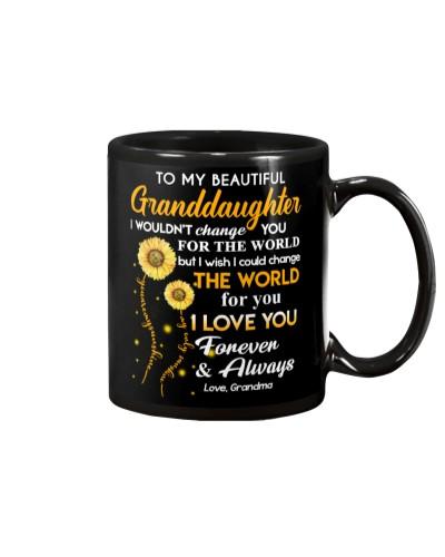 GRANDMA TO GRANDDAUGHTER
