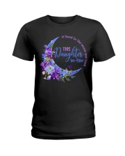 This daughter-in-law  is loved to the moon back Ladies T-Shirt thumbnail