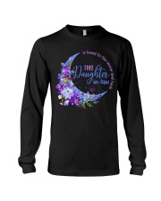 This daughter-in-law  is loved to the moon back Long Sleeve Tee thumbnail