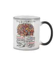 DAUGHTER TO FATHER IN LAW Color Changing Mug thumbnail