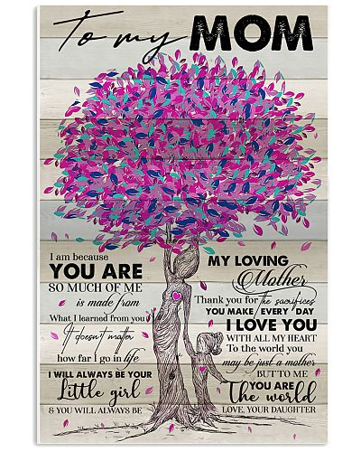 TO MY MOM - TREE - MY LOVING MOTHER