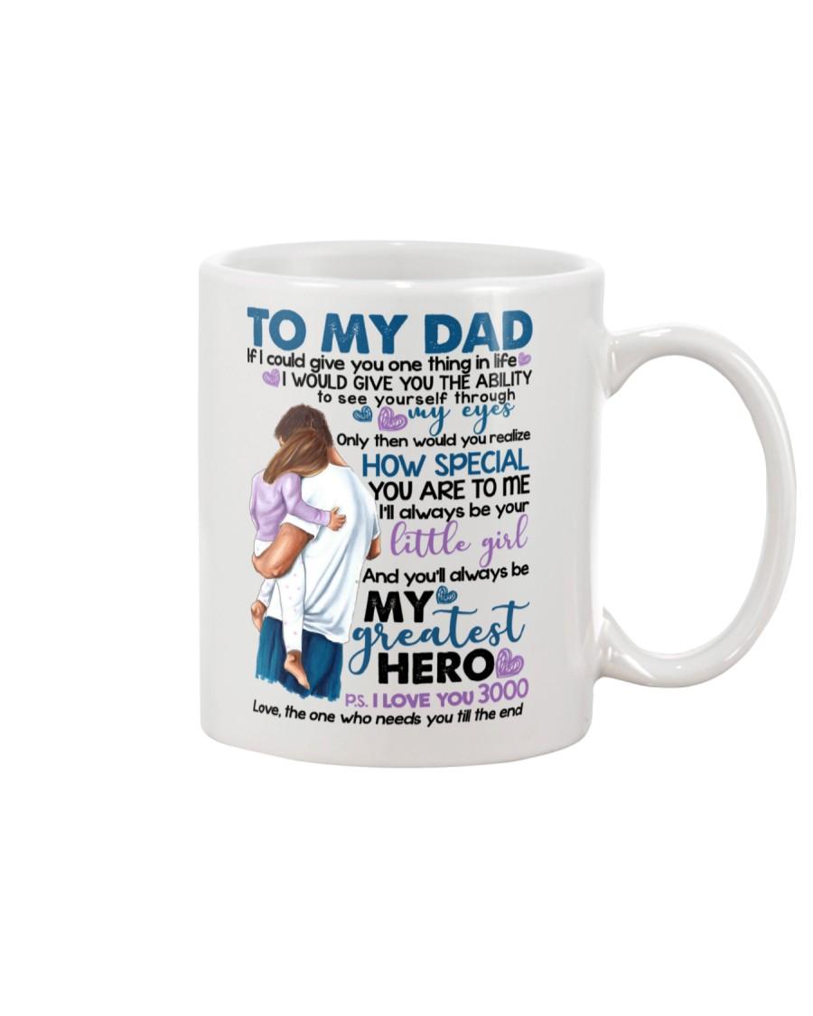 DAUGHTER TO DAD Mug