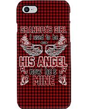 Angel - Grandpa - I Used To Be His Angel Phone Case i-phone-8-case
