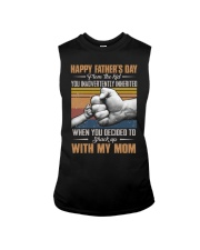 T-SHIRT - TO STEP DAD - HAPPY FATHER'S DAY Sleeveless Tee thumbnail
