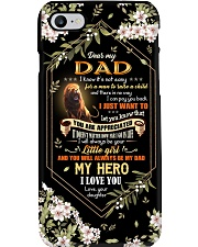 TO MY DAD - LION - YOU ARE APPRECIATED Phone Case i-phone-7-case