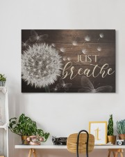 Just Breathe - Canvas 30x20 Gallery Wrapped Canvas Prints aos-canvas-pgw-30x20-lifestyle-front-03