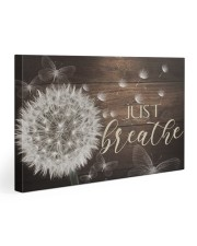 Just Breathe - Canvas 30x20 Gallery Wrapped Canvas Prints front
