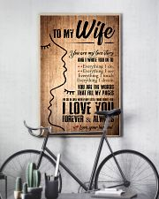 TO MY WIFE 16x24 Poster lifestyle-poster-7