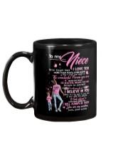 To My Niece - Mug Mug back