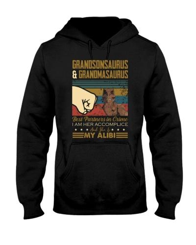 GRANDMA TO GRANDSON - PARTNERS - ALIBI
