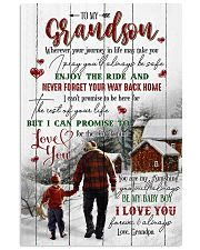 To Grandson - You Are My Sunshine - Poster 16x24 Poster front