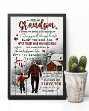 To Grandson - You Are My Sunshine - Poster 16x24 Poster lifestyle-poster-8