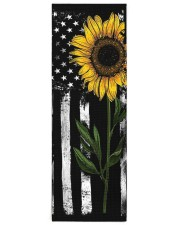Independence Day - Sunflower - Yoga Mat Yoga Mat 24x70 (vertical) front