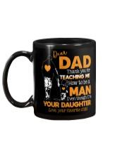 DEAR DAD Mug back