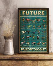 Saurus - Future Paleontologist - Poster 16x24 Poster lifestyle-poster-3