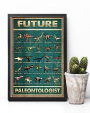 Saurus - Future Paleontologist - Poster 16x24 Poster lifestyle-poster-8