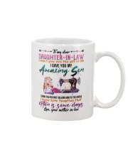MUG - TO MY DAUGHTER-IN-LAW - SEWING - CIRCUS Mug front