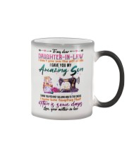 MUG - TO MY DAUGHTER-IN-LAW - SEWING - CIRCUS Color Changing Mug thumbnail