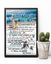 GRANDMA TO GRANDDAUGHTER 16x24 Poster lifestyle-poster-8