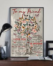 TO MY FRIEND 16x24 Poster lifestyle-poster-2