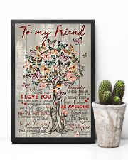 TO MY FRIEND 16x24 Poster lifestyle-poster-8