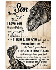 POSTER - PARENTS TO KIDS - T REX - I HOPE  16x24 Poster front