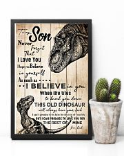 POSTER - PARENTS TO KIDS - T REX - I HOPE  16x24 Poster lifestyle-poster-8
