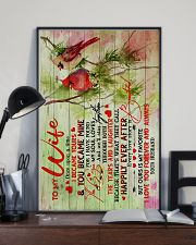 To Wife - Once Upon A Time I Became Yours 16x24 Poster lifestyle-poster-2