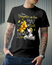 Dear daughter-in-law Classic T-Shirt lifestyle-mens-crewneck-front-6