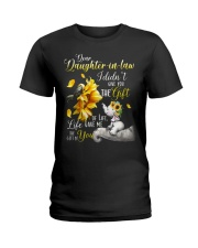 Dear daughter-in-law Ladies T-Shirt thumbnail