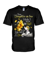 Dear daughter-in-law V-Neck T-Shirt thumbnail