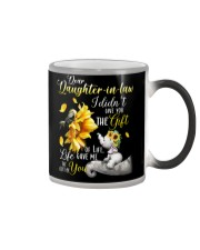 Dear daughter-in-law Color Changing Mug thumbnail