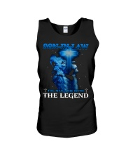 SON-IN-LAW - GOD - THE MAN THE MYTH THE LEGEND Unisex Tank thumbnail