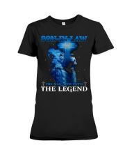 SON-IN-LAW - GOD - THE MAN THE MYTH THE LEGEND Premium Fit Ladies Tee thumbnail