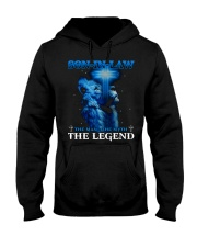 SON-IN-LAW - GOD - THE MAN THE MYTH THE LEGEND Hooded Sweatshirt thumbnail