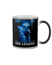 SON-IN-LAW - GOD - THE MAN THE MYTH THE LEGEND Color Changing Mug thumbnail