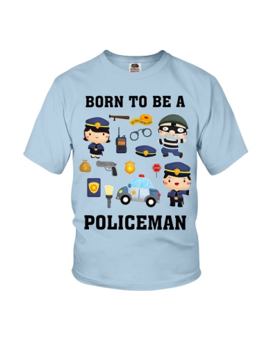 TO GRANDSON - POLICEMAN - SCHOOL