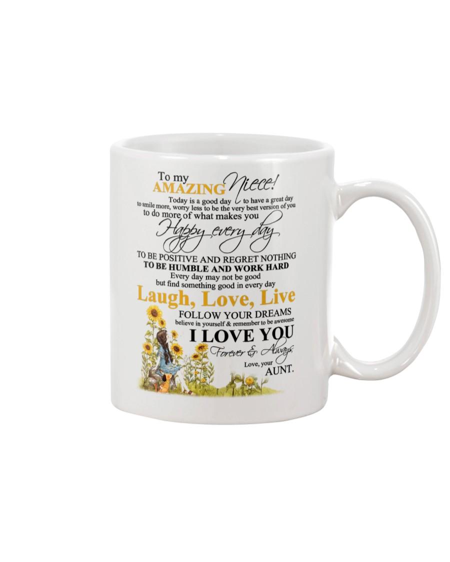 AUNT TO NIECE Mug