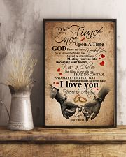TO MY FIANCE 16x24 Poster lifestyle-poster-3