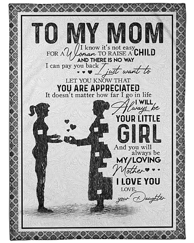 DAUGHTER TO MOM