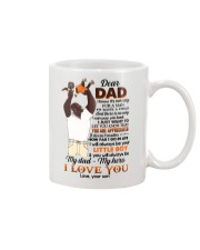 DEAR DAD - FATHER'S GIFT - YOU ARE APPRECIATED Mug front