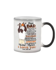 DEAR DAD - FATHER'S GIFT - YOU ARE APPRECIATED Color Changing Mug thumbnail