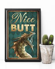 Dragon - Nice Butt - Poster 16x24 Poster lifestyle-poster-8