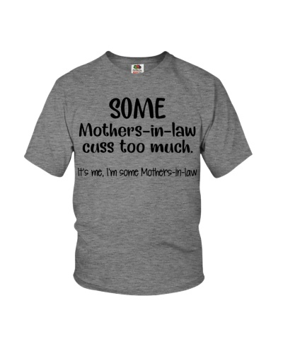Some mothers-in-law cuss too much