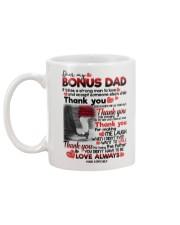 STEPCHILD TO BONUS DAD Mug back