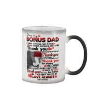 STEPCHILD TO BONUS DAD Color Changing Mug thumbnail