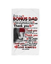 STEPCHILD TO BONUS DAD Hand Towel thumbnail